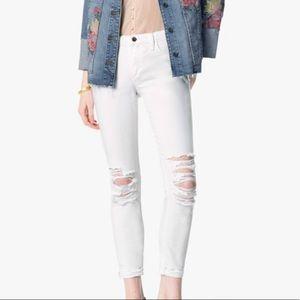 Joe's Jeans White Crop